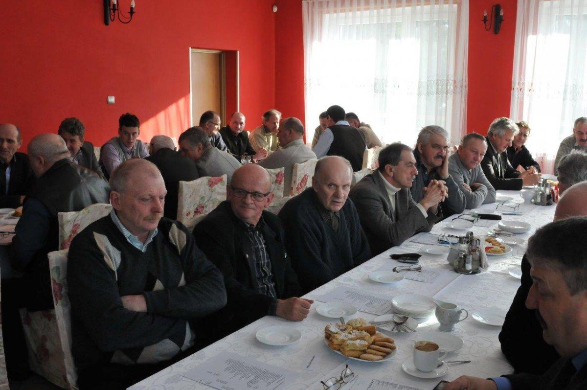 Zebranie walne Oddziału Wąbrzeźno 2015