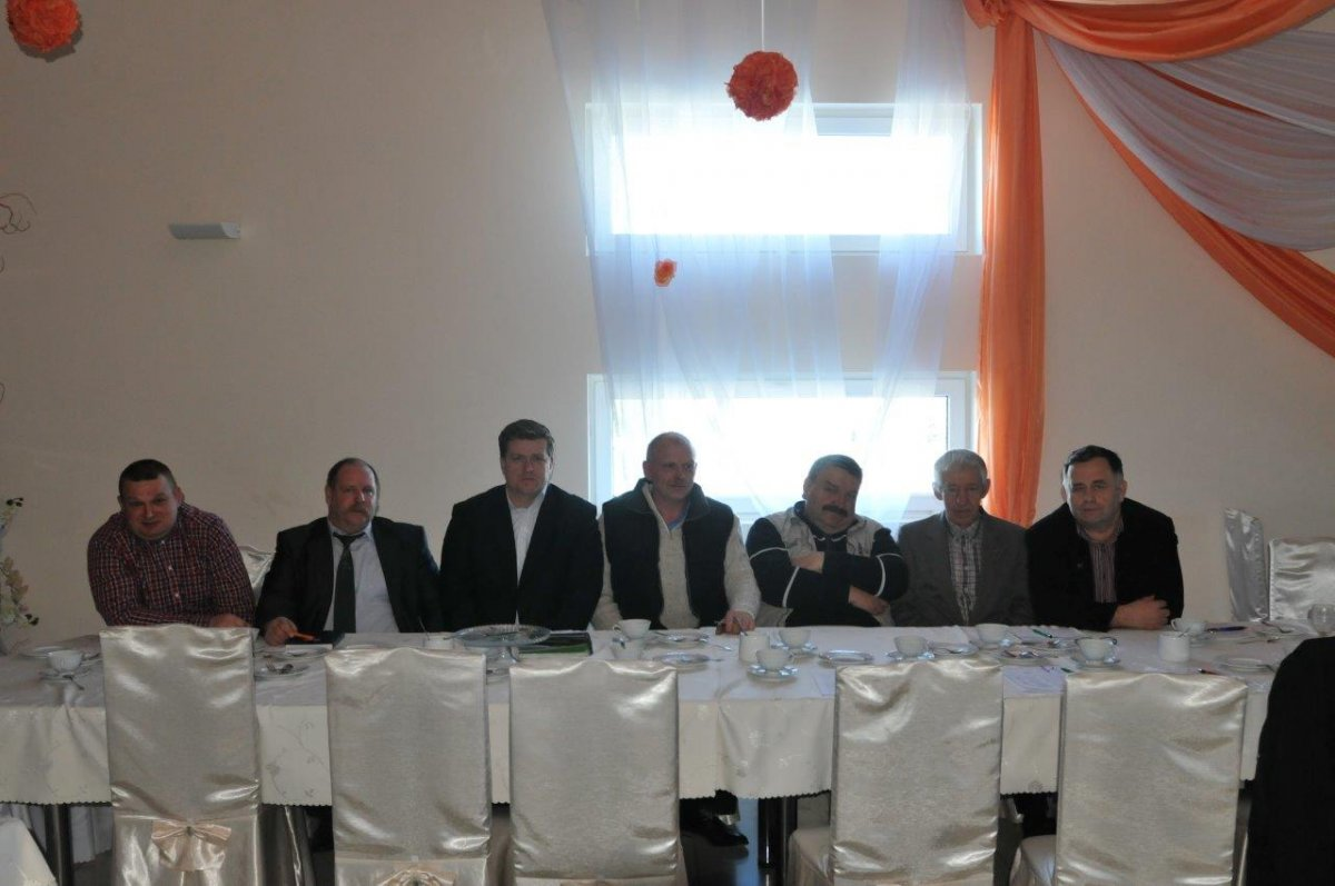 Zebranie walne Okręgu Włocławek 2015