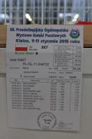 Wystawa Ogólnopolska Kielce 2015